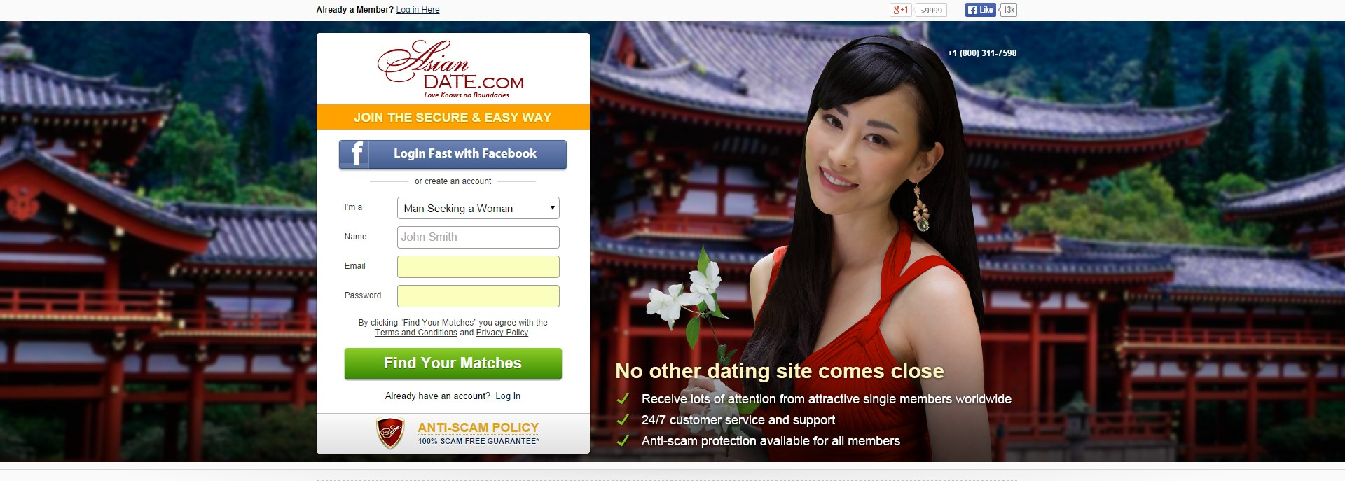 Asiandate com login