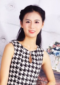 AsianDate lady Anjie from China