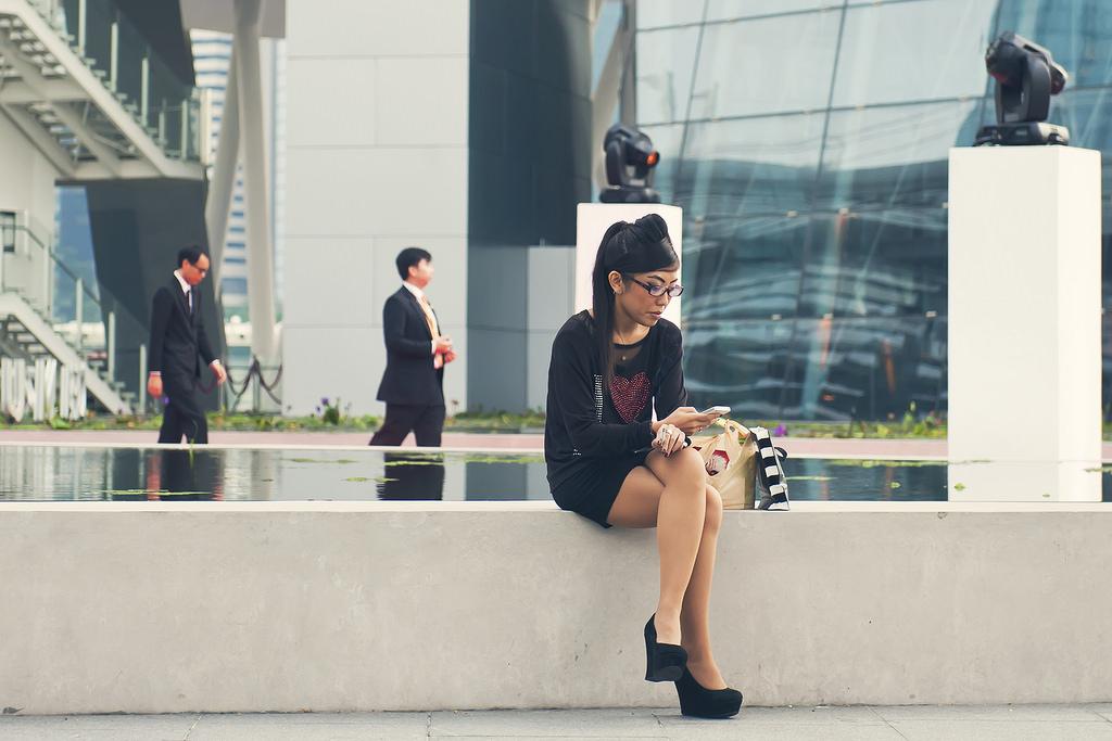 Asian Date asian woman