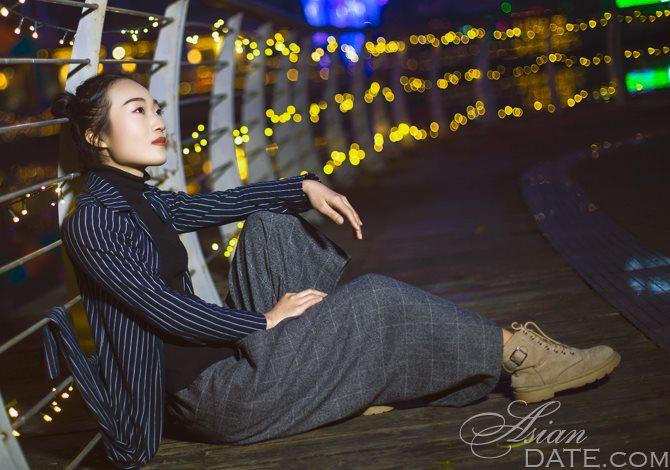 single Chinese ladies AsianDate